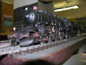 Lokomotiv E maskine